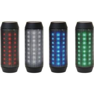 Enceinte portable LED Micro SD
