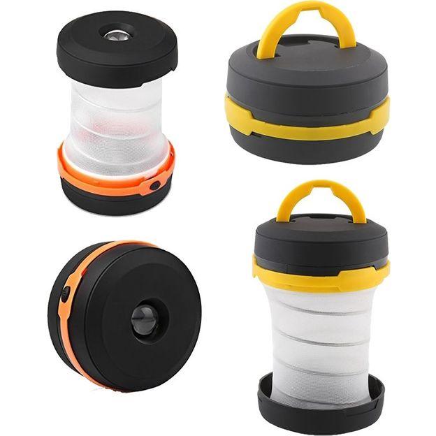 lanterne-led-pliable-de-camping