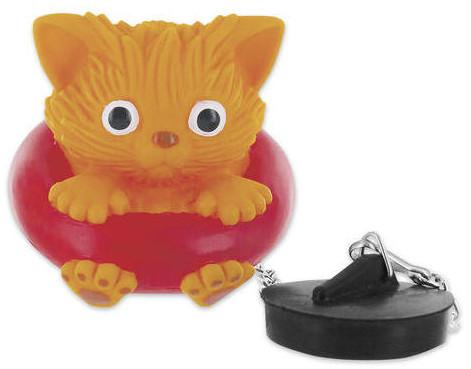 bouchon-de-baignoire-chat