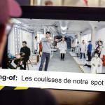 Spot TV : Les coulisses du laboratoire de cadeaux