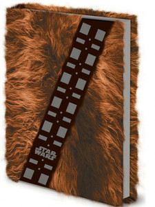 calepin-star-wars-premium-chewbacca