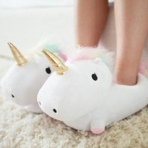 chaussons-lumineux-licorne-led