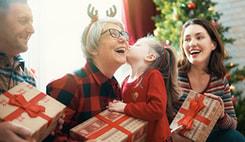 Cadeaux pour les grand-parents